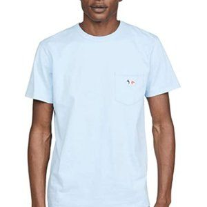 Other - Men's Tricolor Fox Head Patch T-Shirt